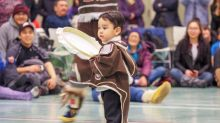 'Heartbeat of the drum' ties cultures together at Cambridge Bay festival