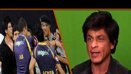 SRK to miss IPL match in Wankhede