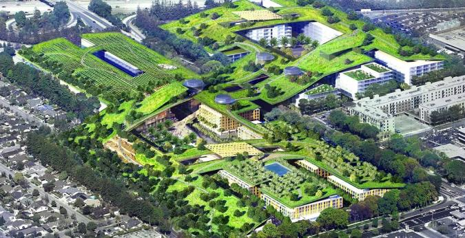 Inhabitat's Week in Green: artificial leaves and green roofs