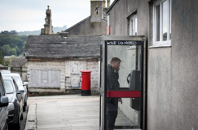 BT to remove half of the UK's remaining telephone boxes