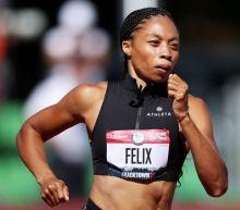 Allyson Felix wins 400m heat, advances as she starts fifth Olympic Trials