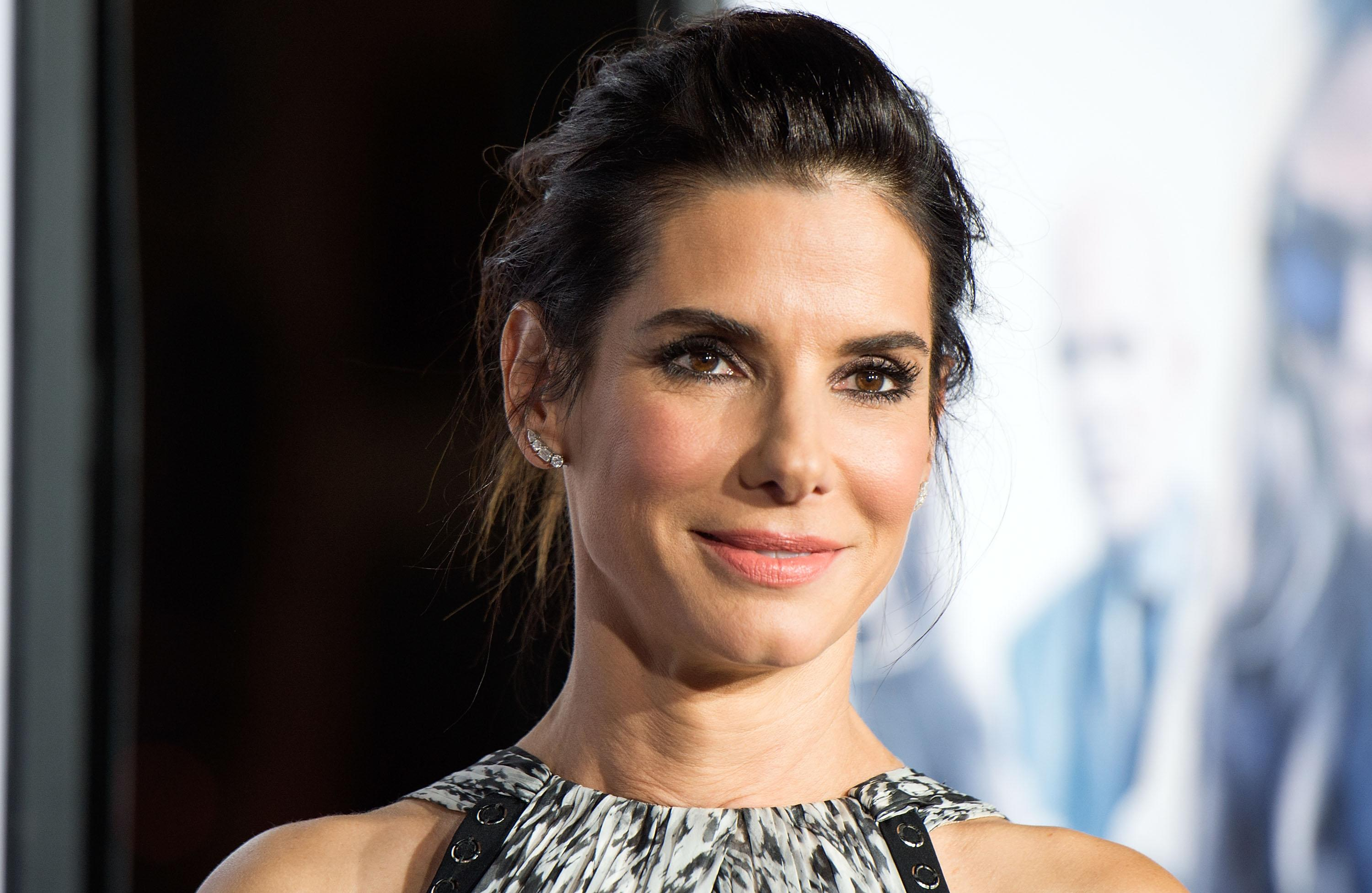 Sandra Bullock to play Wendy Davis in 'Let Her Speak'
