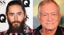 Jared Leto to take the lead in Hugh Hefner biopic for director Brett Ratner