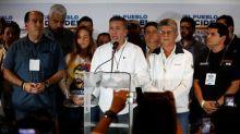 Gobernadores opositores electos en Venezuela no jurarán ante asamblea constituyente