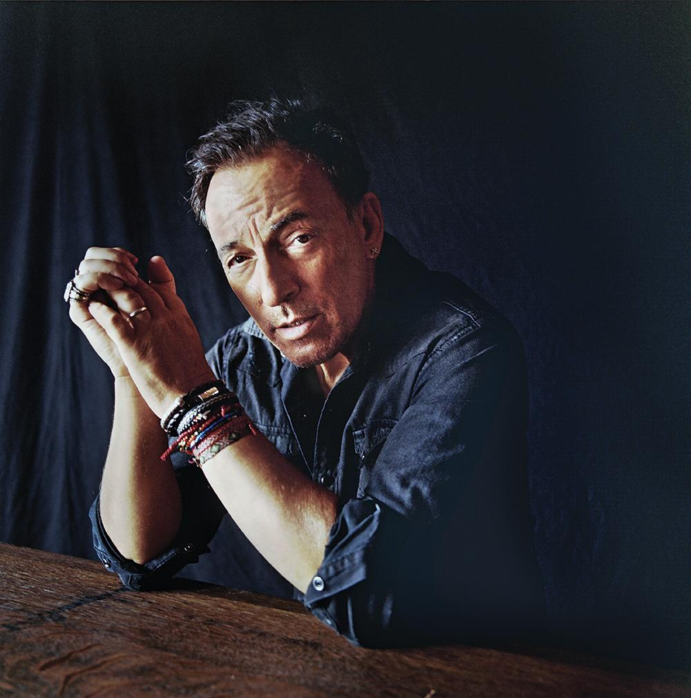 Bruce Springsteen Talks Politics Marriage And Why He Won