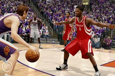 NBA Live not at EA's press conference because 'it deserves its own time'