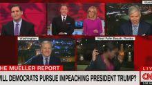 CNN's Abby Phillip panics on-air as lizard crawls on her