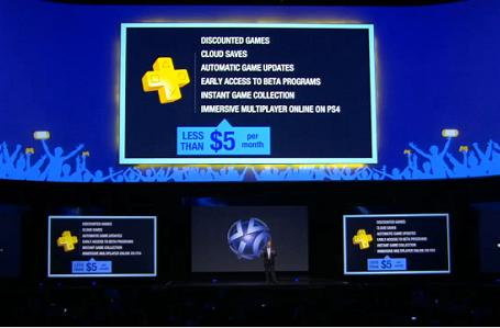 PlayStation Plus membership will persist and carry over to PlayStation 4
