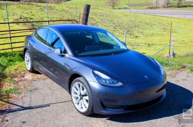 Tesla's promised $35,000 Model 3 is still a long way off