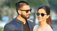 EXCLUSIVE: Deepika and Ranveer spend quality time together at Ranveer's home