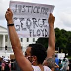 White House was locked down as protests over Floyd's death reach nation's capital
