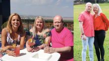 'A Place in the Sun' couple lose 12 stone after being shocked by their size on TV