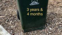 Mann verrät, warum er seit drei Jahren seine Mülltonne nicht hat leeren lassen