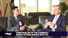 Exclusive: Comptroller of the Currency Joseph Otting talks about the Community Reinvestment Act