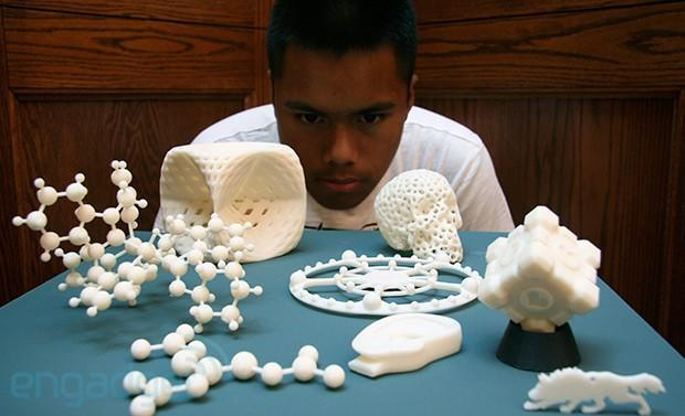 The future of higher education: reshaping universities through 3D printing