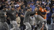World Series: Sports world reacts to Astros win on Twitter