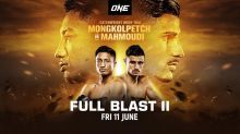 Mongkolpetch Reminds Mahmoudi To 'Watch Out' For His Fists At ONE: FULL BLAST II