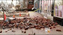 Building Inspector Called After Bricks Fall From Squirrel Hill Building