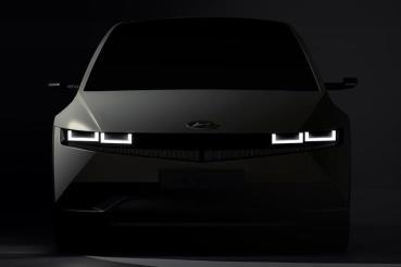 Hyundai新世代電動車Ioniq 5問世在即,持續發布前導影片!(影片)