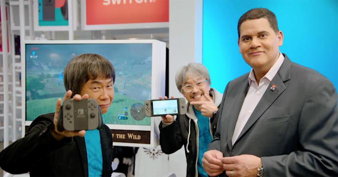 Nintendo finally discovered capacitive touch screens