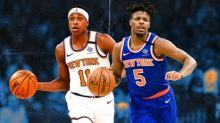 Who will Knicks start at point guard during 2020-21 NBA season?