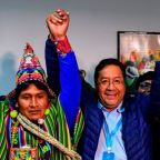 Socialist candidate Luis Arce, a former Morales aide, appears to have won Bolivia presidency