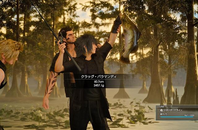 'Final Fantasy XV' lands September 30th