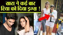 Did Sara Ali Khan used to supply drugs to Rhea Chakraborty?