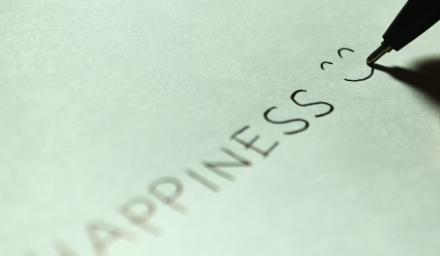 讓幸福感UP 的三大關鍵?