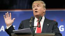 Trump boasts strong support in Iowa