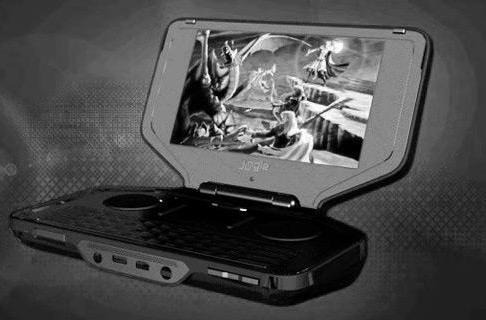 Panasonic abandons Jungle portable gaming project, probably scared off by the NGP