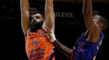 Dubljevic, jugador con más partidos con el Valencia en la Euroliga