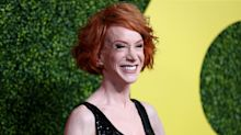 Kathy Griffin and Kristy Swanson spar over Trump's border wall