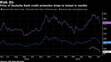 Deutsche Bank Risk Gauges Hint Investors Endorse Turnaround Plan