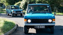 Range Rover at 50: much more than a luxury SUV