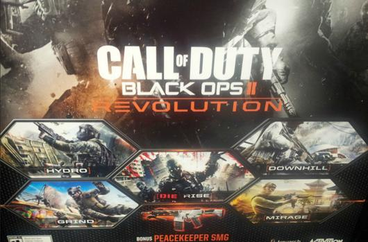 Rumor: Black Ops 2 'Revolution' coming January 29, bringing zombies along