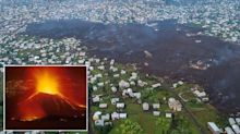 Volcano death toll grows as lava fills air with toxic gas