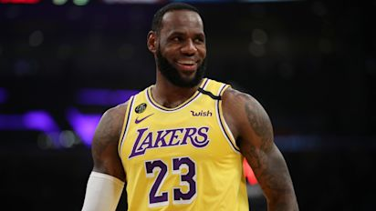 Networks love LA: Lakers lead in national TV games