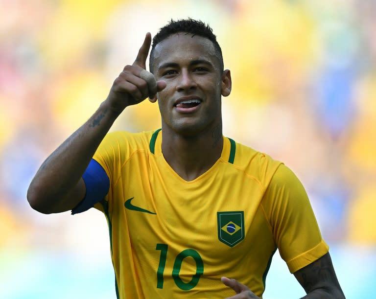 1c17bcbcc3 Goleada de Neymar e companhia é destaque do Brasil nos Jogos Rio-2016