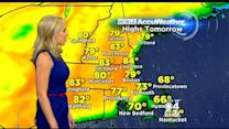 WBZ AccuWeather Morning Forecast For May 3