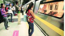 Card recharge, footage gives away Gurgaon engineer who 'flashed woman in Metro'