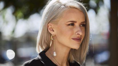 戴大耳環該襯甚麼領口的上衣?8個耳環吸睛穿搭tips