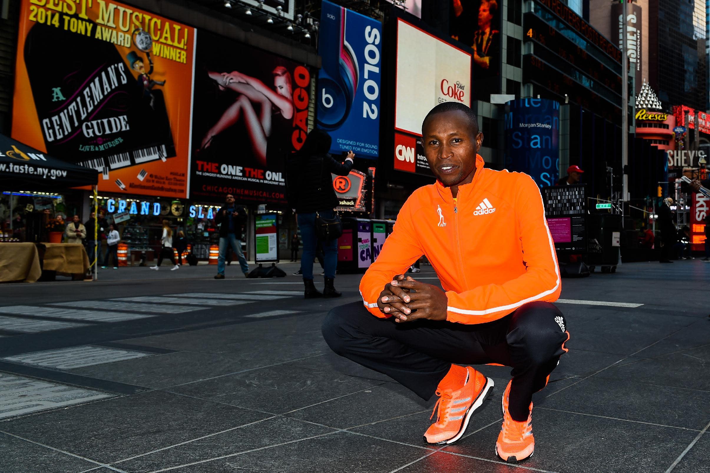 Athletics - Mutai seeks NYC Marathon treble
