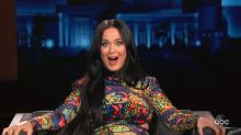 Katy Perry was shocked that nobody told her about the 'roller coaster' that follows childbirth