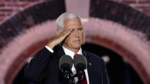 AP FACT CHECK: Pence presses a distorted case on economy