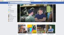 Facebook Inc Is Gunning for YouTube, not TV