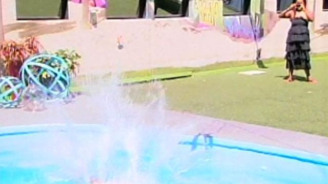 Big Brother Feed Highlight - Adam's Cannonball
