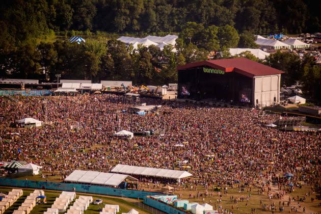 Watch D'Angelo, Alabama Shakes and more perform at Bonnaroo