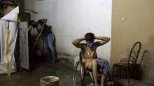"""Venezuela: entre rats et cafards, """"mourir lentement"""" dans le sous-sol d'un ministère"""
