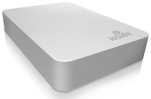 ioSafe Rugged Portable hard drive wrapped in Full Metal Jacket, probably tougher than you